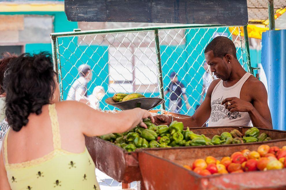 cubastore20 Кубинские магазины как зеркало социалистической революции