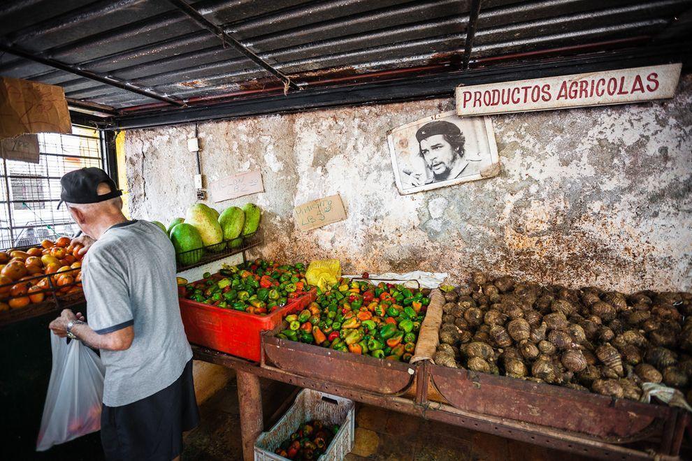 cubastore22 Кубинские магазины как зеркало социалистической революции