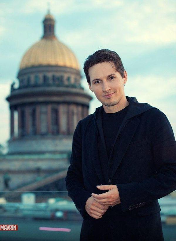 Блог - izbasar: Павел Дуров туралы 10 факт