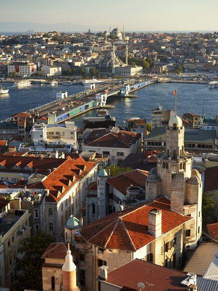 13. Галатский мост