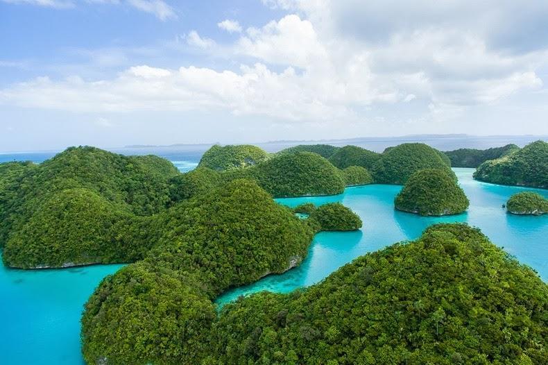 palau05 Скалистые острова Палау