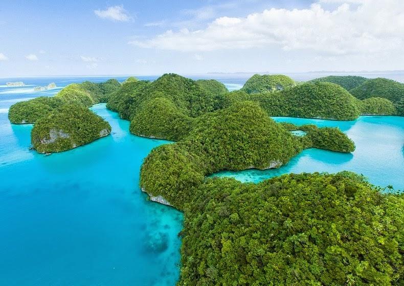 palau08 Скалистые острова Палау