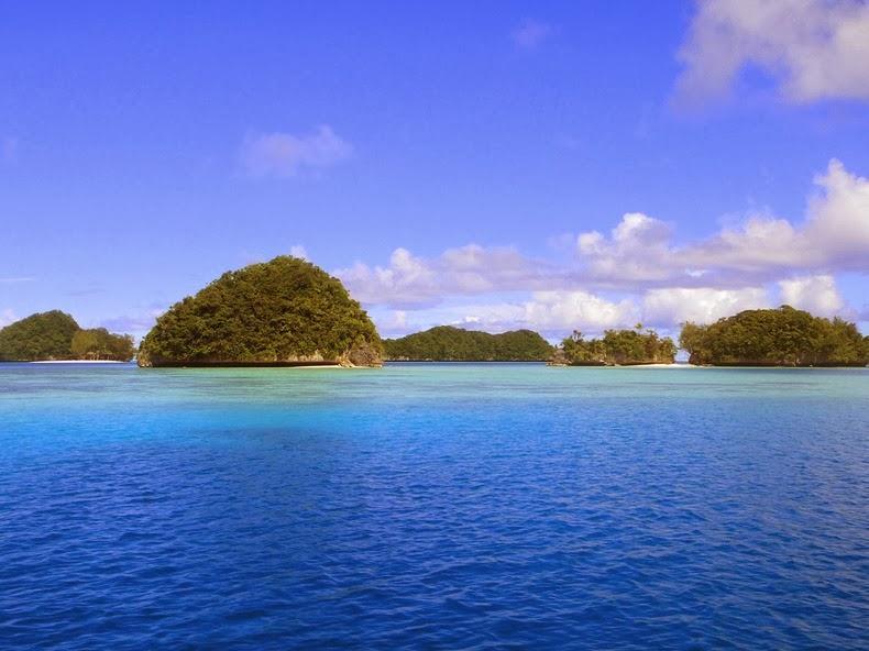 palau11 Скалистые острова Палау