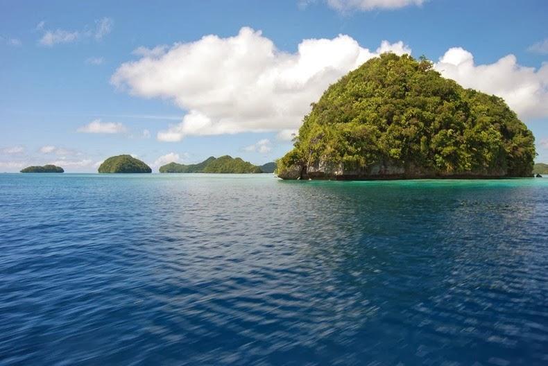 palau12 Скалистые острова Палау