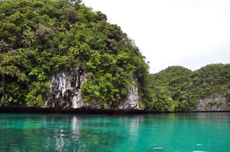 palau15 Скалистые острова Палау