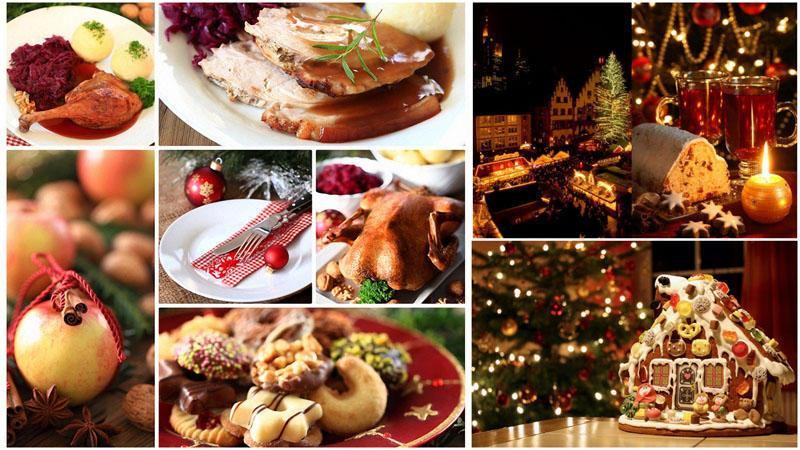 Рождество в Германии, глинтвейн и рождественские распродажи