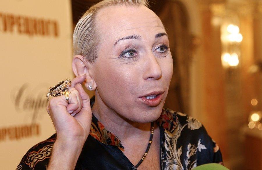 Кто является гомосексуалистом в шоу бизнес россии