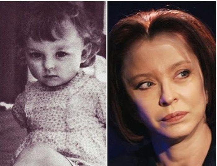 sovietactresses04 Легендарные советские актрисы в детстве и в возрасте
