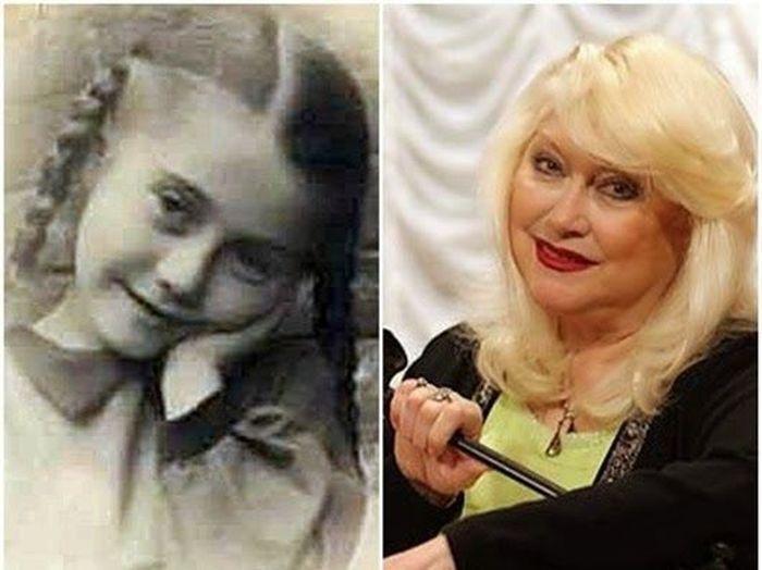 sovietactresses11 Легендарные советские актрисы в детстве и в возрасте
