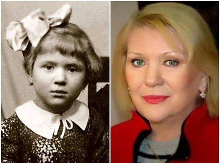 sovietactresses13 Легендарные советские актрисы в детстве и в возрасте