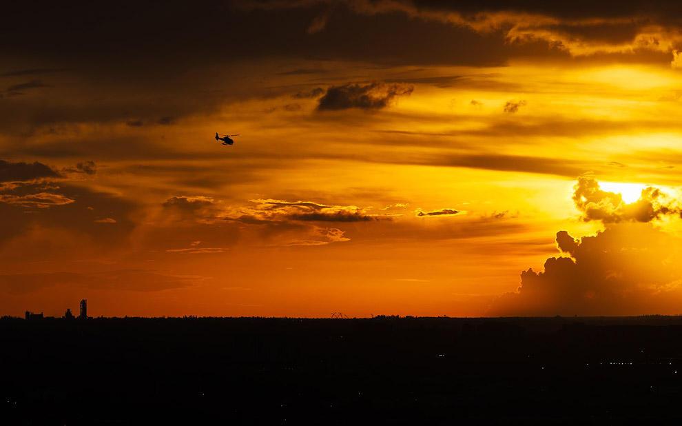 thunders03 Молнии над Майами