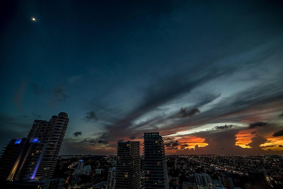thunders04 Молнии над Майами