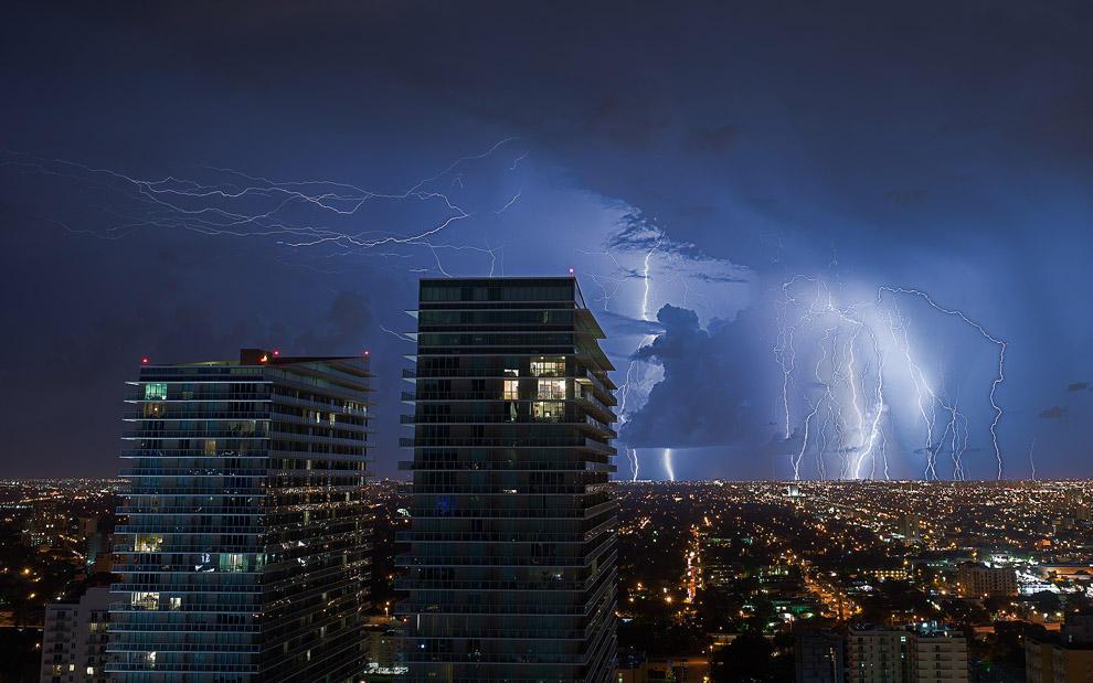 thunders06 Молнии над Майами