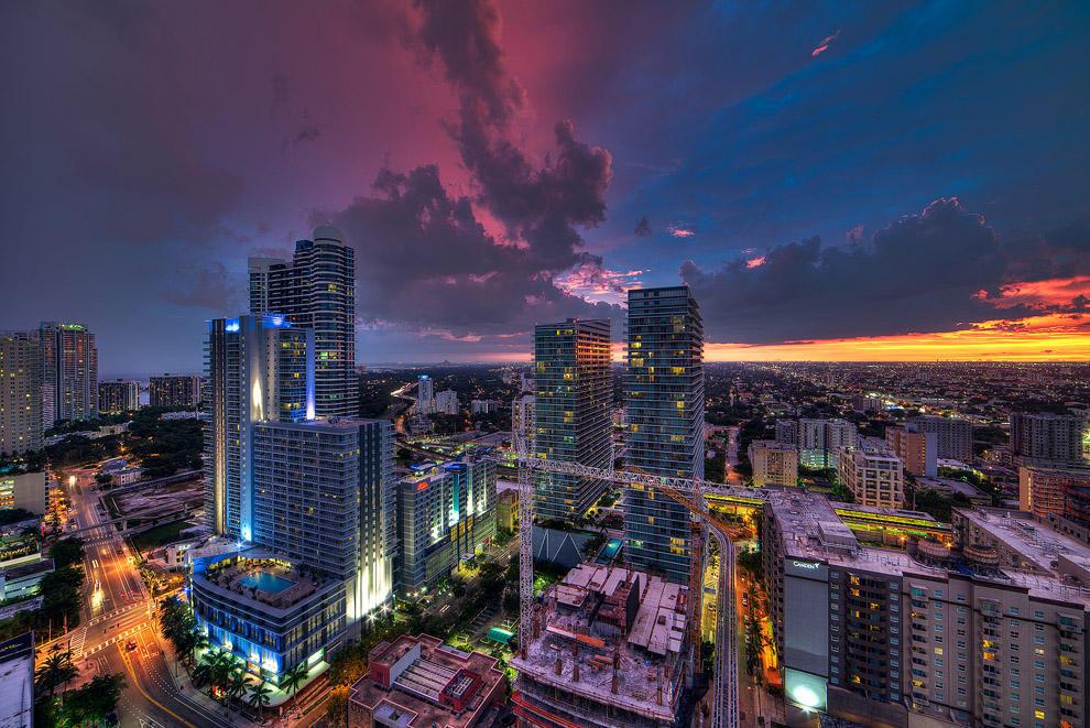 thunders08 Молнии над Майами
