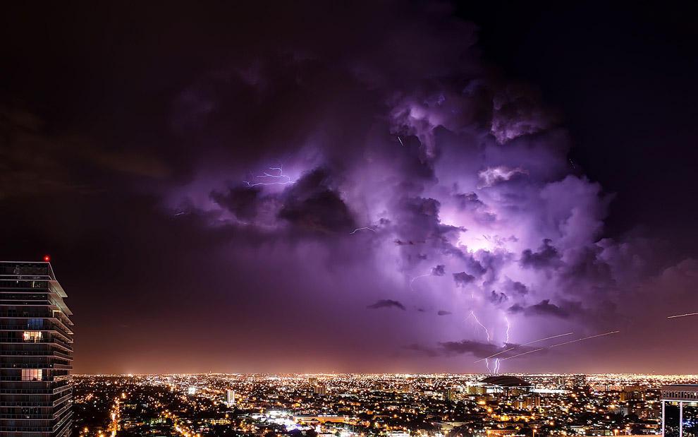 thunders12 Молнии над Майами