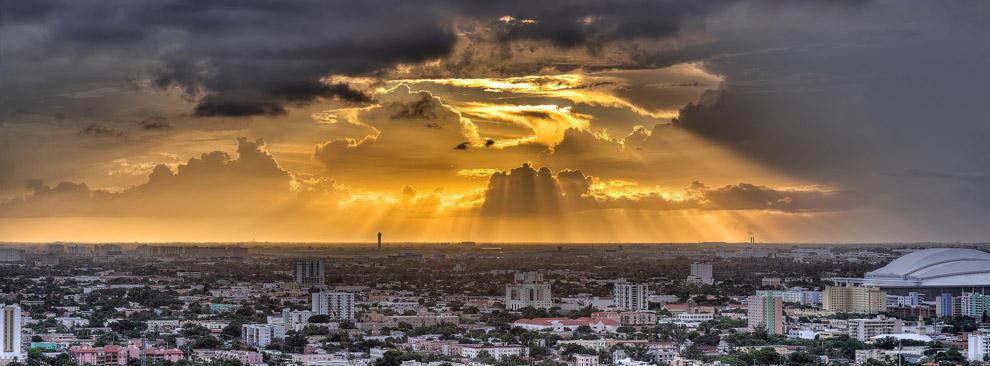 thunders13 Молнии над Майами
