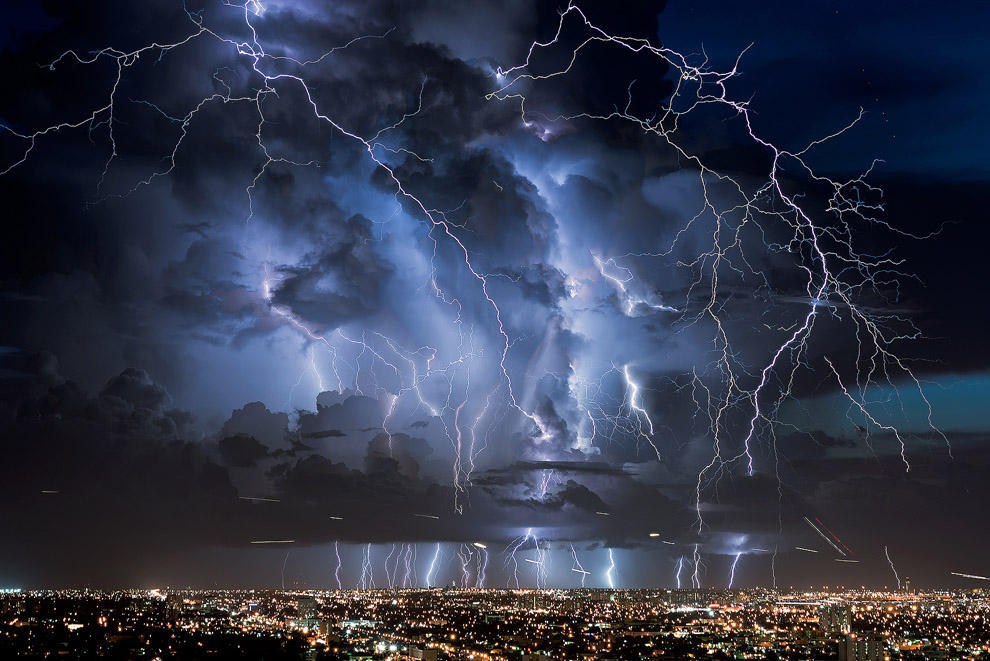 thunders14 Молнии над Майами