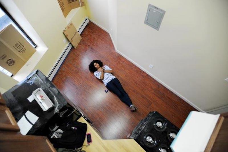 Крошечная квартирка в Гарлеме за 1 275 долларов вмесяц