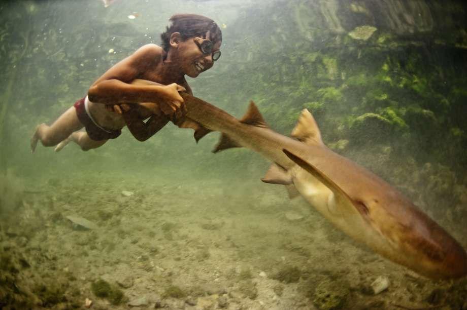 tribes03 Потрясающие навыки и умения племенных народов мира