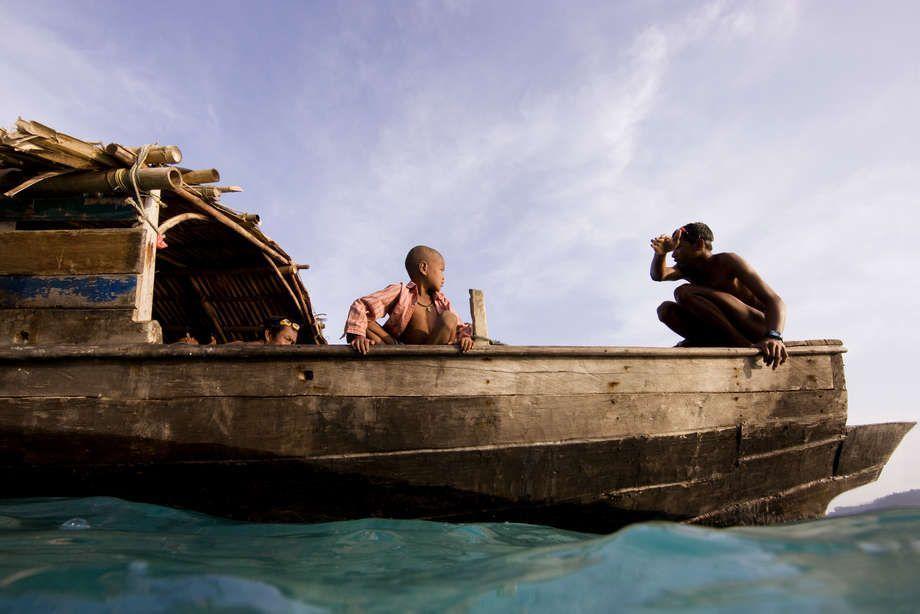 tribes04 Потрясающие навыки и умения племенных народов мира