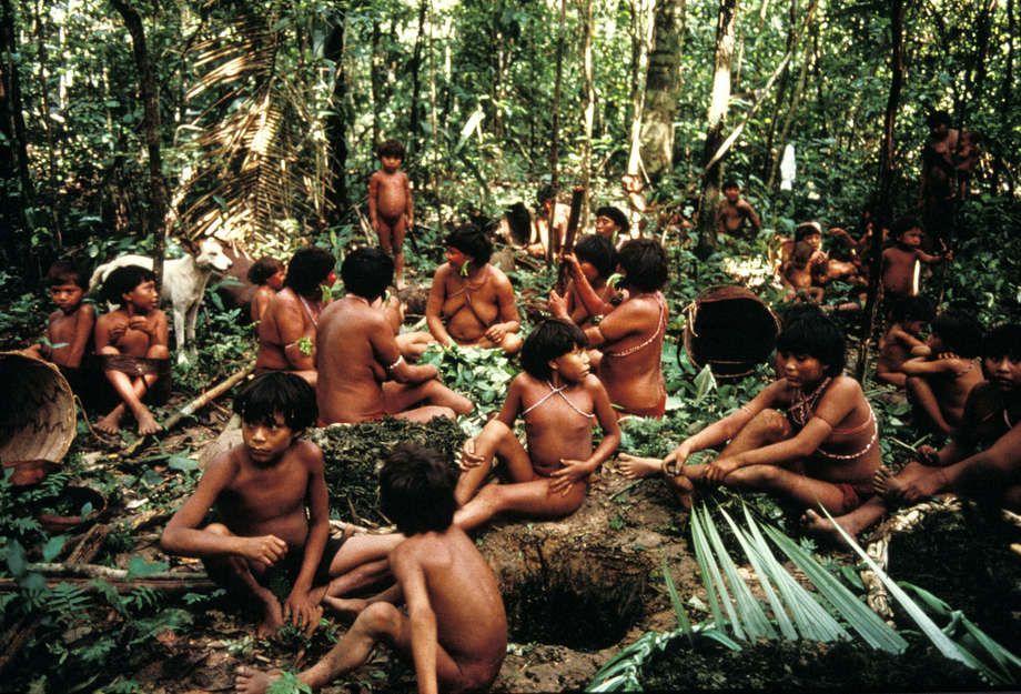 tribes09 Потрясающие навыки и умения племенных народов мира