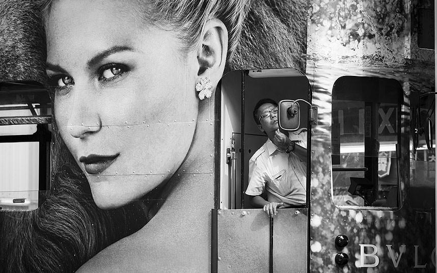 摄影佳作:世界各城市的脉博和脸相