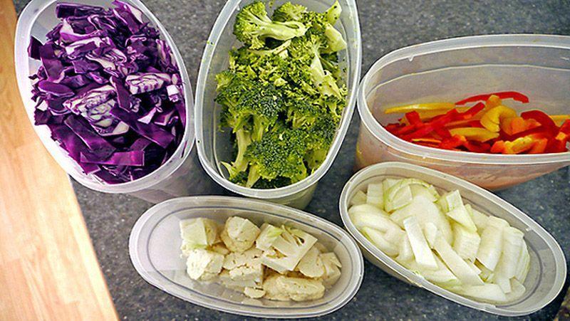 veggies02 8 шагов к здоровой жизни   8 способов есть больше овощей