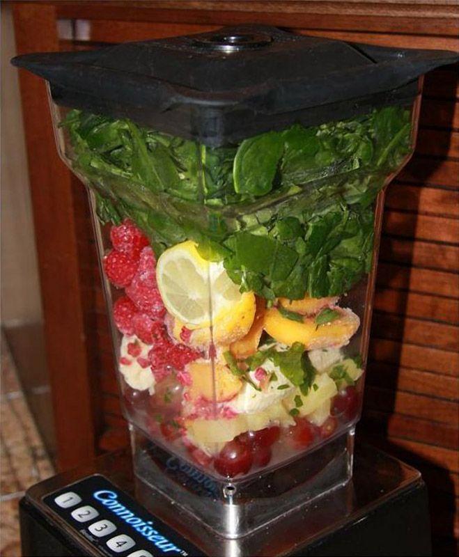 veggies04 8 шагов к здоровой жизни   8 способов есть больше овощей