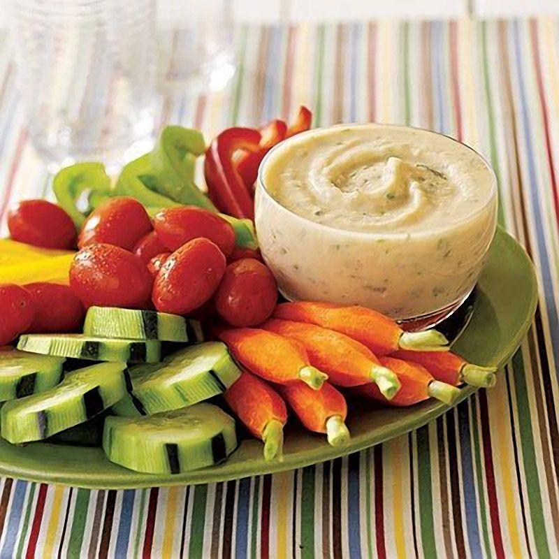 veggies05 8 шагов к здоровой жизни   8 способов есть больше овощей