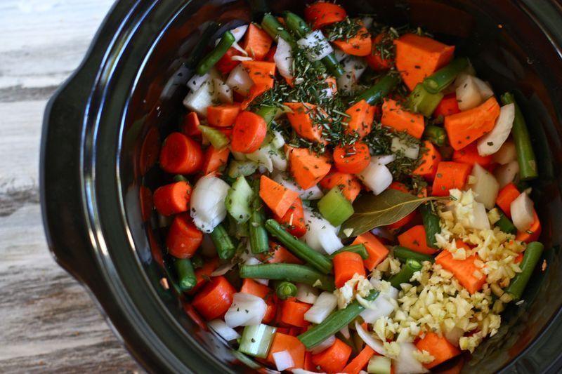 veggies07 8 шагов к здоровой жизни   8 способов есть больше овощей