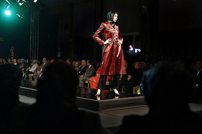 3. Показ моды, Анкара