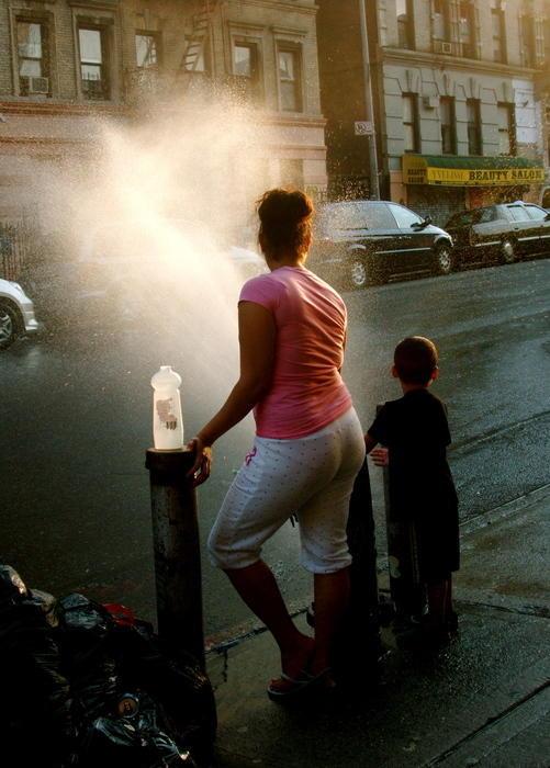 12. Жаркое лето. Гарлем, 2010.