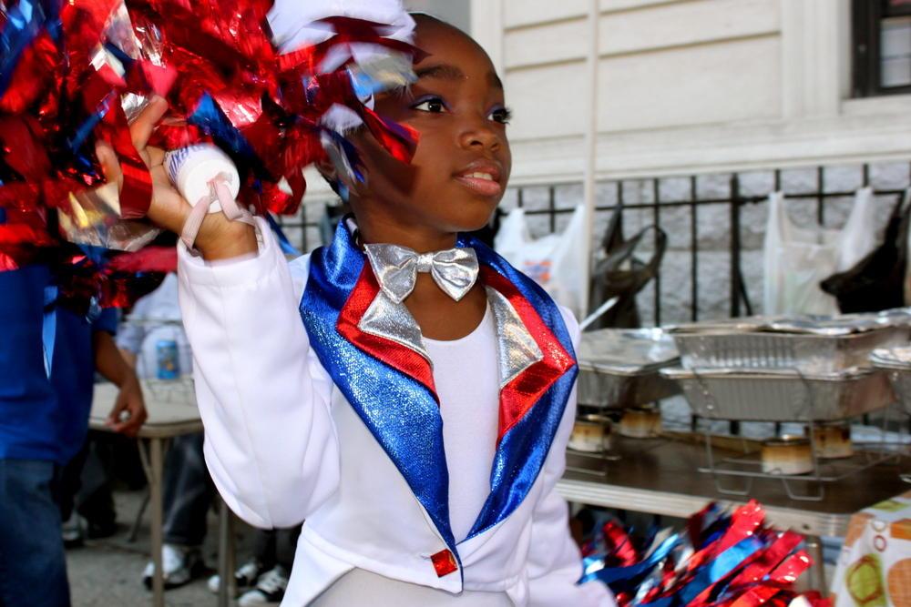 13. На параде. Гарлем, 2010.