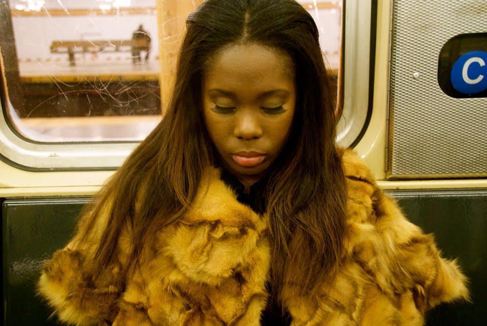 10. Красотка из Подземки. Нью-Йорк, 2012