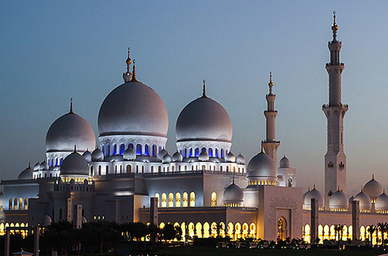 AweInspiring30 Восхитительные места поклонения по всему миру