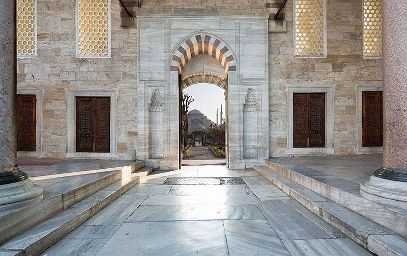 AweInspiring50 Восхитительные места поклонения по всему миру