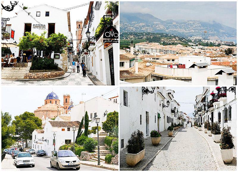 Белый город Альтеа