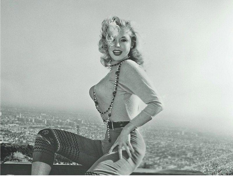 BettyBrosmer38 Бетти Бросмер — обладательница самой шикарной фигуры 50 х годов