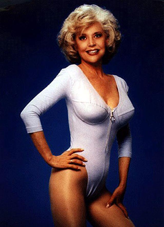 BettyBrosmer56 Бетти Бросмер — обладательница самой шикарной фигуры 50 х годов