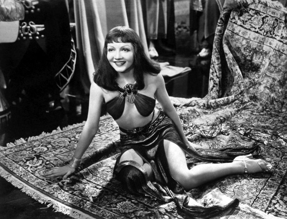 Cleopatra01 Вивьен Ли и еще 6 ярких образов Клеопатры на экране