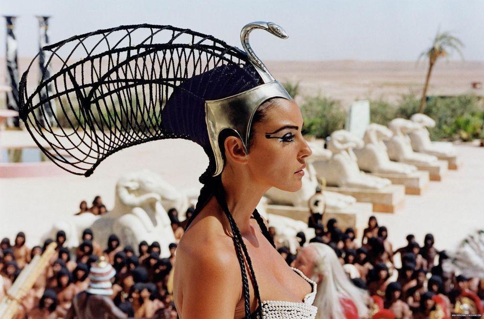 Cleopatra06 7 самых ярких образов Клеопатры на экране