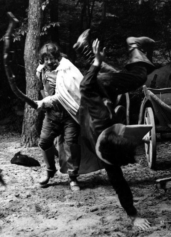 DArtanyan12 Интересные факты о старом фильме «Д'Артаньян и три мушкетёра»