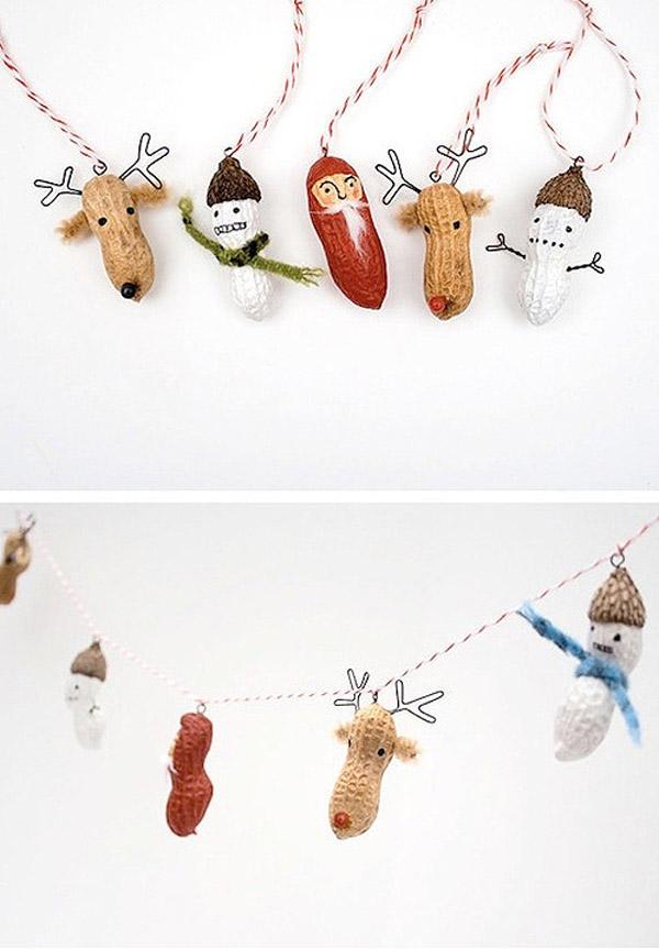 Идеи для ёлочных игрушек своими руками 55