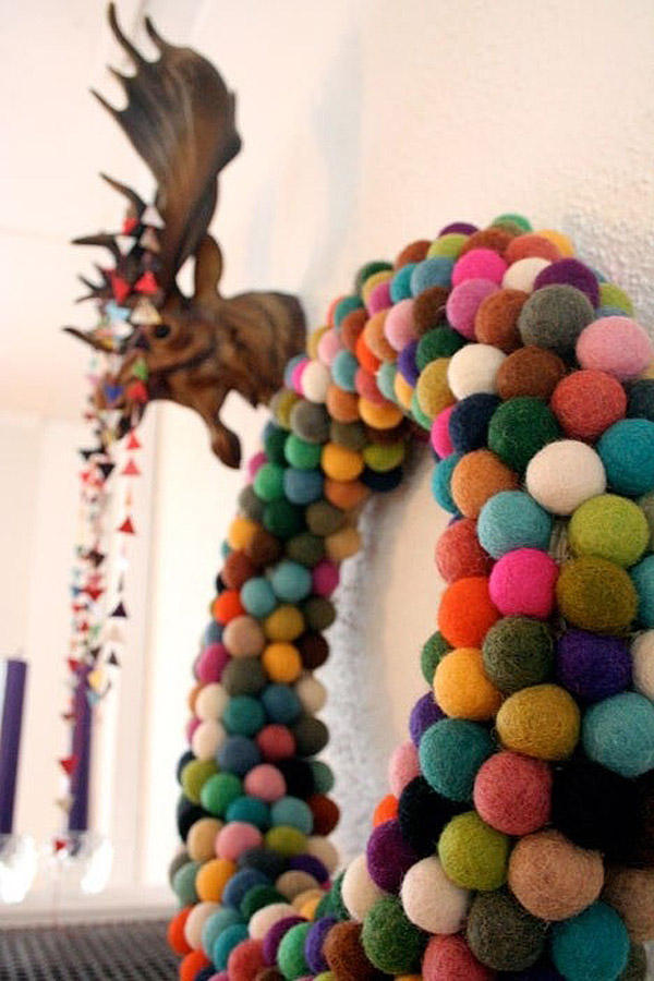 DIYDecor14 Новогодние украшения своими руками