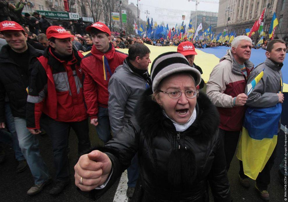 Euromaidan02 Майдан в Киеве
