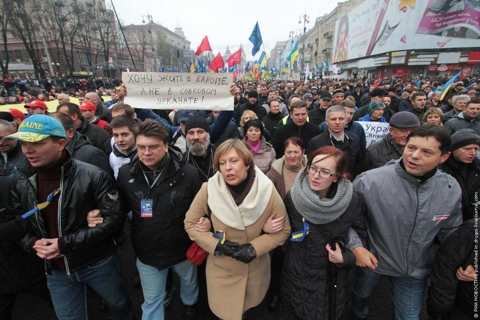 Euromaidan04 Майдан в Киеве