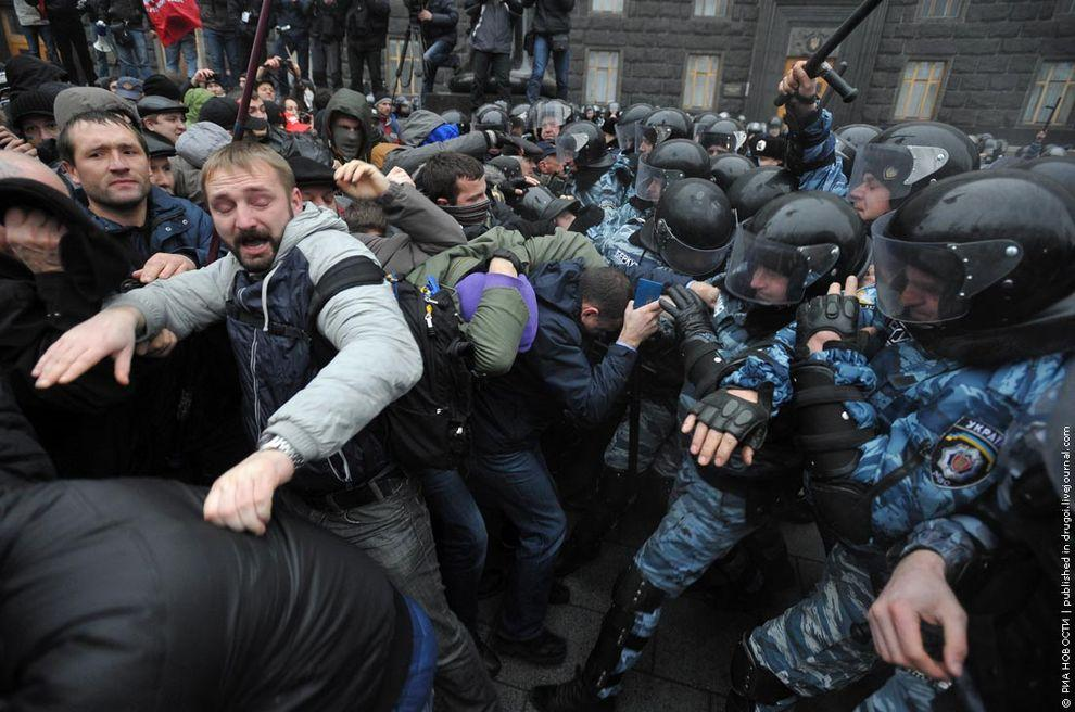 Euromaidan07 Майдан в Киеве