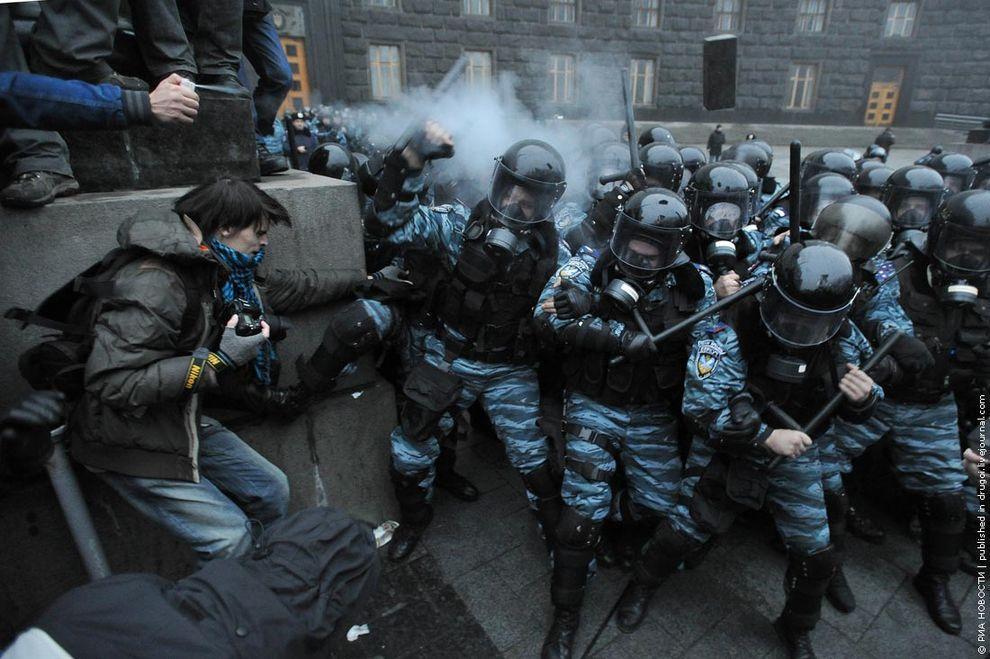 Euromaidan08 Майдан в Киеве