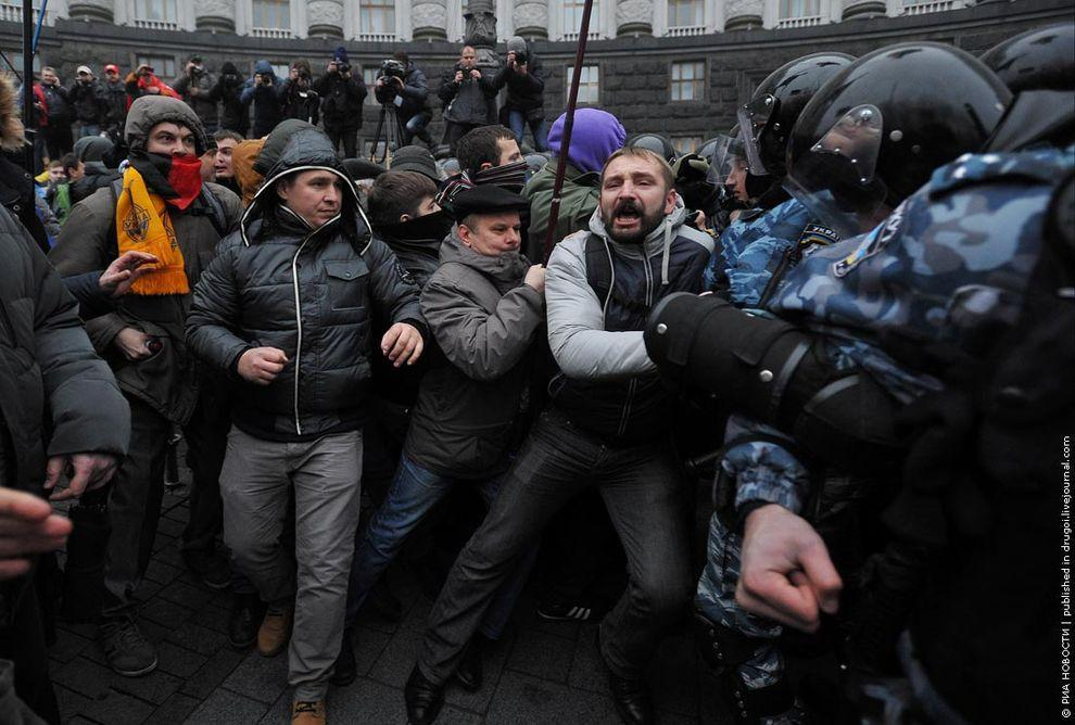 Euromaidan09 Майдан в Киеве