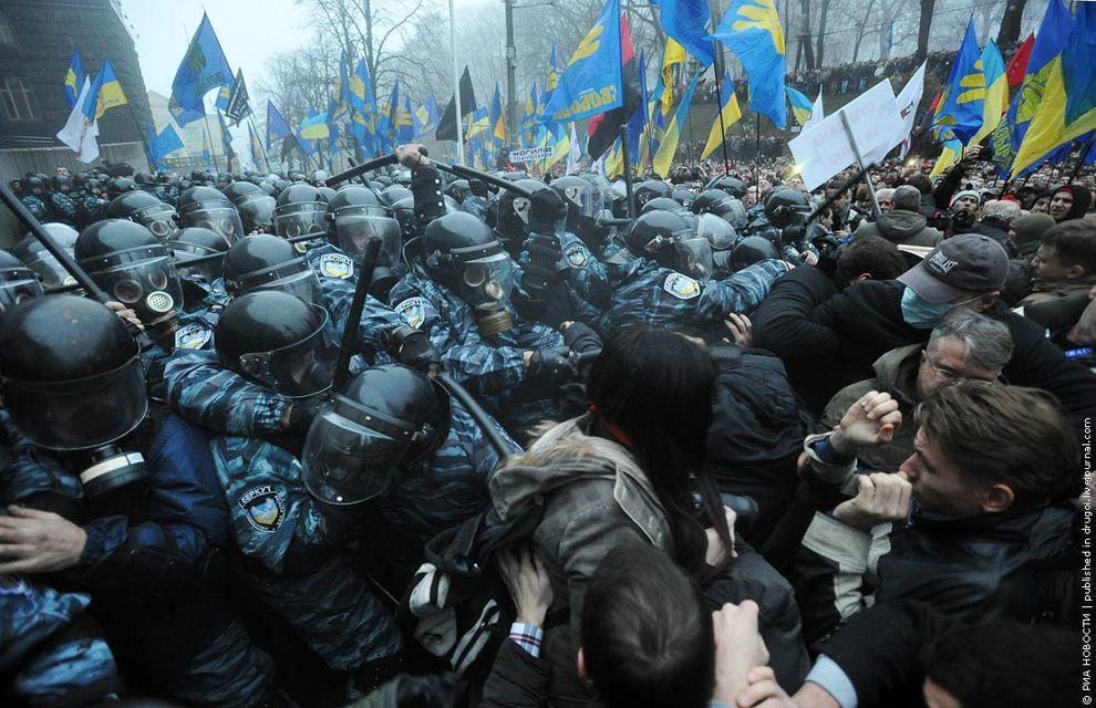 Euromaidan11 Майдан в Киеве